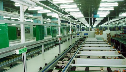 生产线自动化案例二
