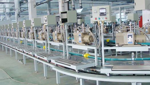 生产线自动化案例五