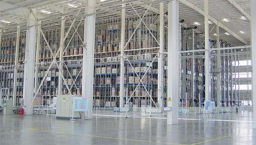 仓储物流行业自动化案例四