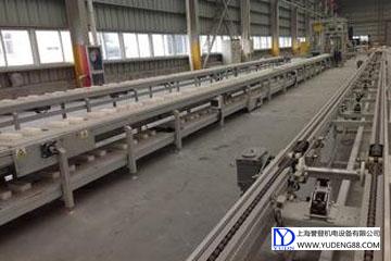 自动化装配检测生产线