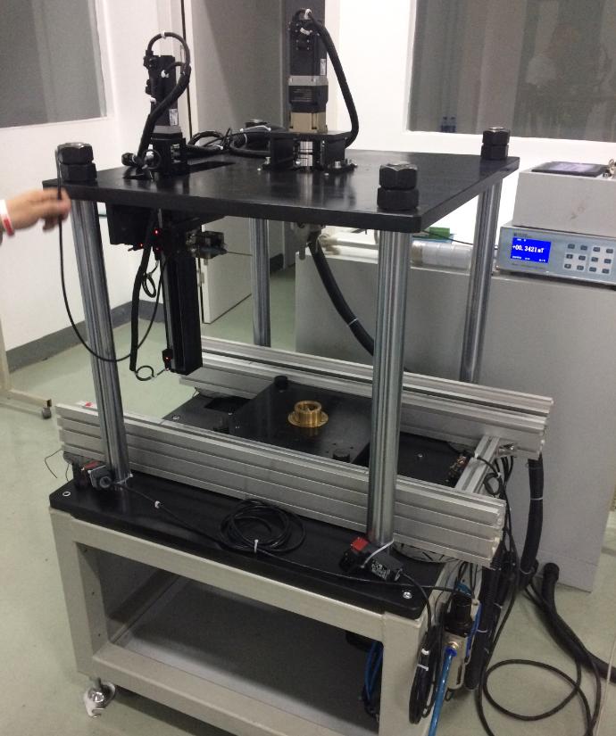 新能源电机表磁在线检测设备
