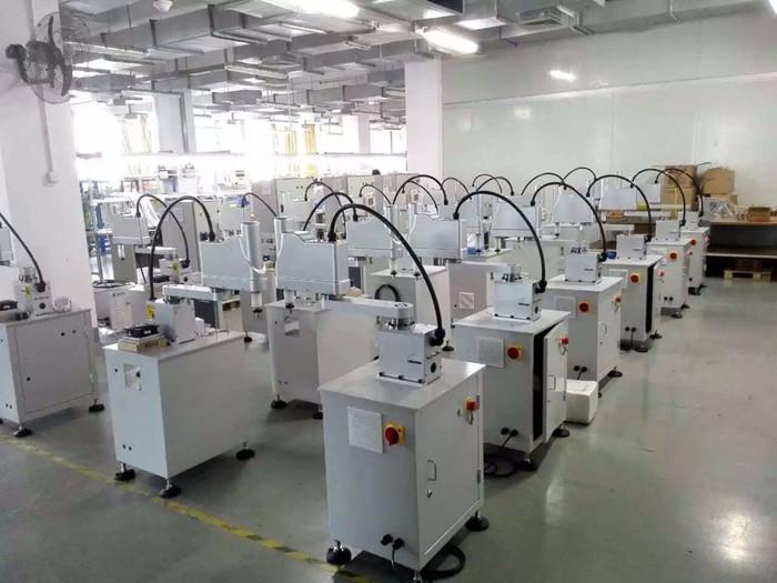四轴工业机器人